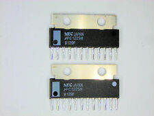 "UPC1225H  ""Original"" NEC  12P SIP IC  2  pcs"