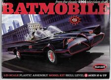 Polar Lights 1966 TV Show, Batmobile in 1/25 837, Loads of Details