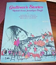 1974 Gullivers Stories Retold From Jonathan Swift By Edward W Dolch