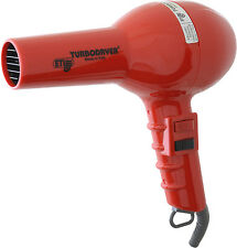 ETI 2000 Professional Hair Dryer Red 1500W Long Cord, 1 Nozzle, 2 Speeds