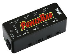 "KONG ""Power-Bar"" Stromversorgung für Gitarren- oder Bass-Effekte Power-Supply"