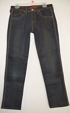 Levis Vintage Straight 562 jeans dark wash size 8 W29 actual W 31 X I 31