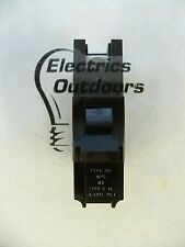 FEDERAL ELECTRIC 50 AMP TYPE 4 M5 MCB CIRCUIT BREAKER STAB-LOK NA1050 NA