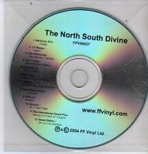 (DE681) The North South Divine, 12 tracks various artists - 2004 DJ CD