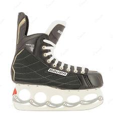 BAUER Nexus 100 Eishockey Schlittschuhe mit t-blade Kufe - Senior Gr. 12  - 48