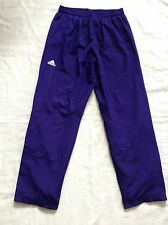 Adidas Climaproof Running Sweat Pants Women's Small Purple Color SXS