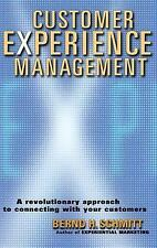 Customer Experience Management: A Revolutionary Approach to Connecting-ExLibrary