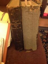 History of Frederick County Maryland -1910 printing, Williams & McKinsey, 2 Vol.