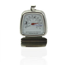 Kitchen Classic Stainless Steel Dial Thermometer for Refrigerator Fridge Freezer