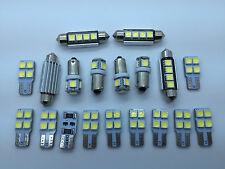 AUDI A4 B6 B7 S4 RS4 SEDAN FULL LED Interior Lights KIT 19 pcs SMD White GR