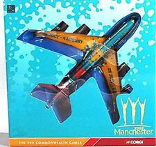 CORGI AA32908 BOEING 707 diecast aircraft Manchester Commonwealth Games 1:144th
