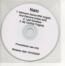 (AE417) Nato, Ballroom Dance with Angels & Demons DJ CD