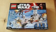 LEGO Star Wars HOTH ATTACK Set 75138 New Snowtrooper  Droid
