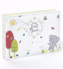 Me To You Tiny Tatty Teddy My First Year Baby Photo Album Gift New G01S0720