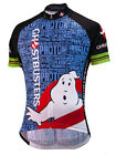 Ghostbusters Slimer Cycling Jersey Men's Brainstorm Gear bicycle with Sox