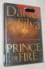 Prince Of Fire by Daniel Silva (2005, Hardcover
