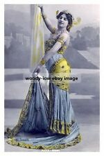 rp14677 - Dutch Exotic Dancer - Mata-Hari - photo 6x4