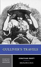 Norton Critical Editions: Gulliver's Travels Jonathan Swift SC 2002 Classics