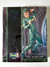 """REVELL """" THE RIDDLER from BATMAN FOREVER """" 1/6 SCALE, SEALED FROM 1996"""