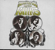 CD Album: The Kinks: Something Else by the Kinks. Sanctuary. A4