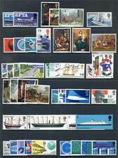 Great Britain 1967 to 1970 Commemoratives complete n.h. mint (2014/12/07/#01)