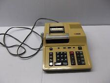 Sharp Compet Electronic Printing Calculator Model CS-2164 Vintage