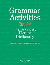 Grammar Activities for the Oxford Picture Dictionary:  (Oxford Picture Dictionar