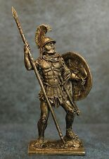 Tin Soldiers * Ancient Greece * Athenian hoplite, 4 century BC * 60 mm * 1/30