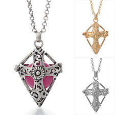 Harmony Ball/Angel Caller Necklace with Cross Design