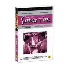 Summertime (1955) DVD (Sealed) ~ Katharine Hepburn