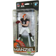 McFarlane Toys Action Figure - NFL Series 35 - JOHNNY MANZIEL (Cleveland Browns)