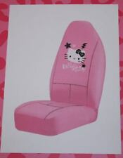 1pc NEW AUTHENTIC SANRIO HELLO KITTY CAR VEHICLE DRIVER SEAT COVER UNIVERSAL FIT