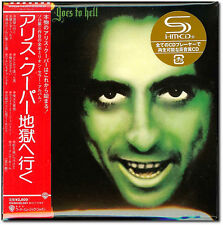 Alice Cooper,Goes To Hell (SHM-CD, Paper Sleeve) ( WPCR-14307 - 4943674112838)