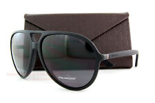 Brand New GUCCI Sunglasses 1090/S D28 3H Black/Gray Polarized for Men