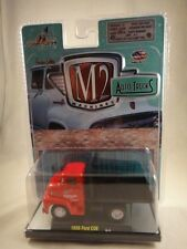 M2 Machines Auto-Trucks 1956 Ford COE Red NEW 1:64 scale