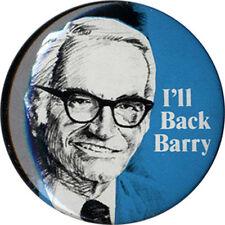1968 Barry Goldwater Arizona U.S. Senate Campaign Button (4707)
