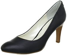 Gant Georgia Black Classic Leather  Pumps  Heels Court Shoes  size UK 5 / EUR 38