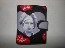 I LOVE LUCY Bi-Fold Wallet - CLOSEOUT - Brand New