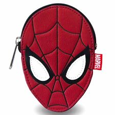 """NEW Loungefly X MARVEL Red/Black """"SPIDER MAN"""" Coin Bag -SALE"""