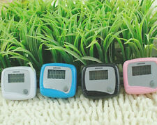 Hot Hiking Walking Jogging LCD Pedometer Calorie Counter Watch Running Distance