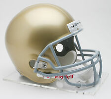NOTRE DAME FIGHTING IRISH NCAA Riddell FULL SIZE Deluxe Replica Football Helmet