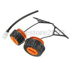Gas Fuel Cap&Oil Cap Fit For Stihl 020 021 023 024 025 026 028 034 036 038 048
