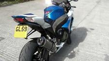 Suzuki GSXR 1000 K9 K10 Carbon Oval Carbon outlet road-legal MTC Exhaust