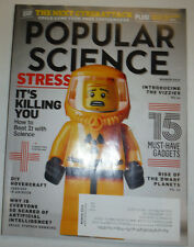Popular Science Magazine Stress Is Killing You March 2015 031715R2
