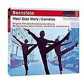 West Side Story, Candide - Bernstein [2 CD]