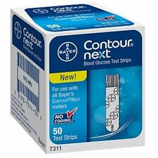 CONTOUR Next Blood Glucose Test Strips 50 Each (Pack of 9)