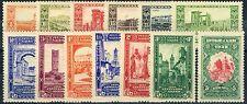 French Algeria 1930 Centenary set of 13 SG93-105 V.F MNH