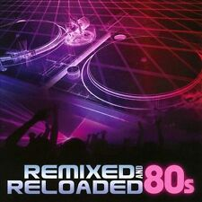 Dj Eclipse - Remixed & Reloaded: 80's [CD New]