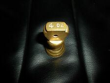 1 x 4 OZ.  Brass Bell Weight for Scales or Display ~ Rustic Kitchen Display~Shop