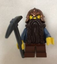 LEGO Dwarf Minifig Castle of 7036 _CAS355_Weapon included